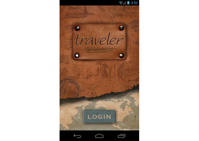 traveler – screenshot 1