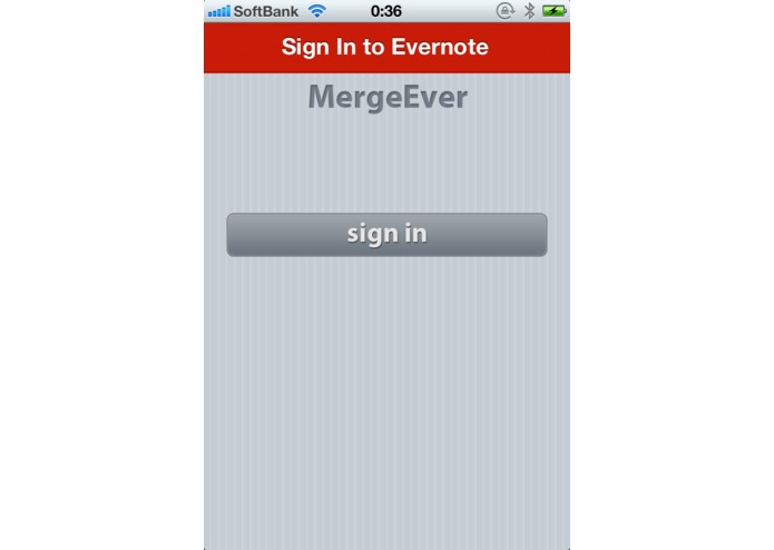MergeEver – screenshot 4
