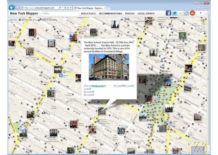 New York Mapper – screenshot 3