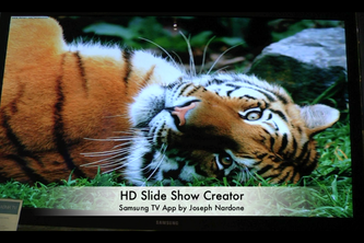 HD Slide Show Creator