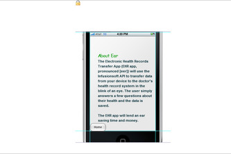 Electronic Health Records Transfer App (Ear App)