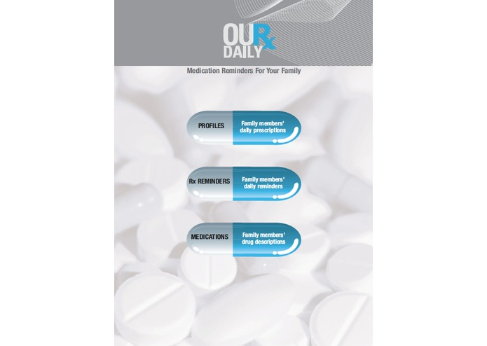 OurDailyRx - A Medication Adherence App for the Whole Family – screenshot 2