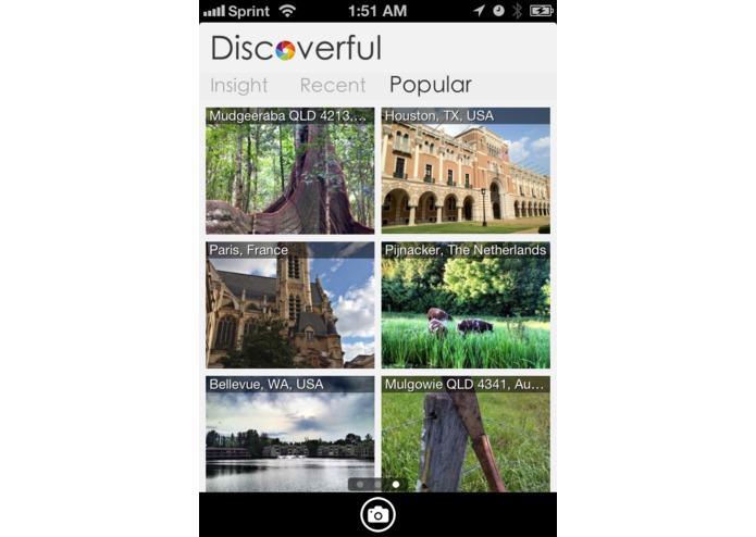 Discoverful – screenshot 1