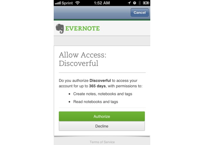 Discoverful – screenshot 5