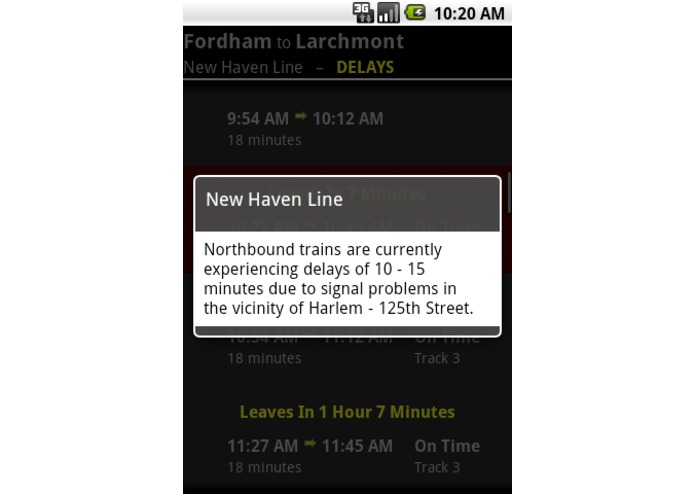 Right Track: Metro North – screenshot 3