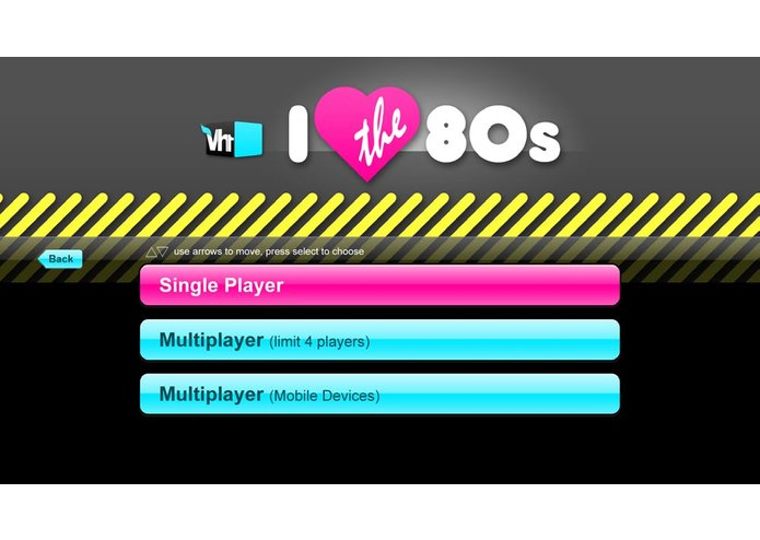 VH1 I Love the 80s Trivia | Devpost