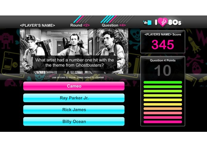 VH1 I Love the 80s Trivia – screenshot 5