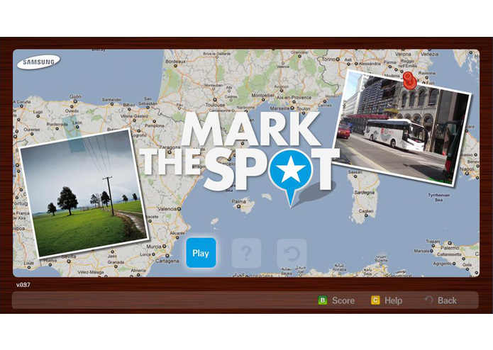 Mark the Spot – screenshot 1