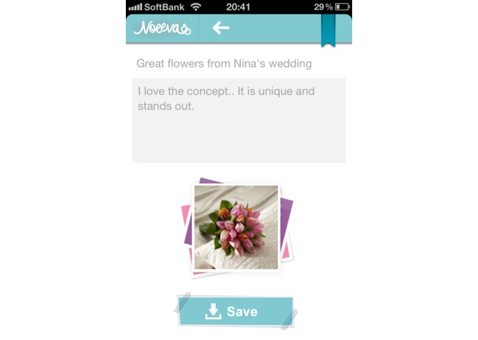 Wedding Photo Notes – screenshot 2