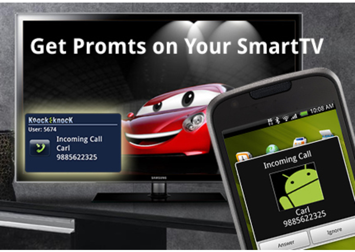 Smart TV Knock-Knock – screenshot 2