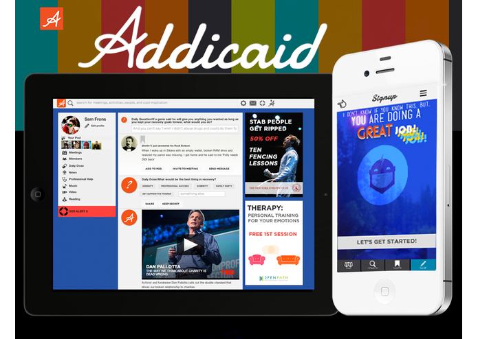 Addicaid – screenshot 1