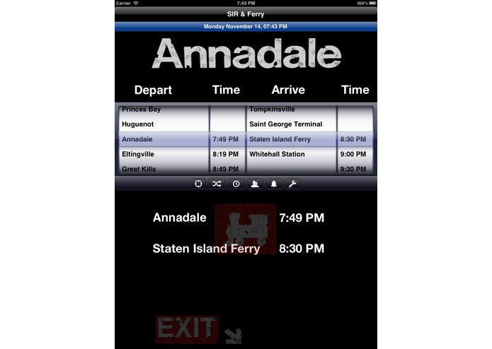 Annadale: Staten Island Train and Ferry – screenshot 1
