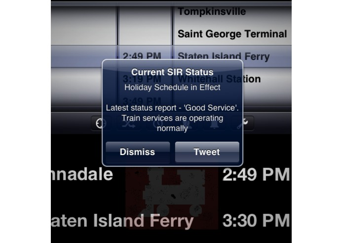 Annadale: Staten Island Train and Ferry – screenshot 2