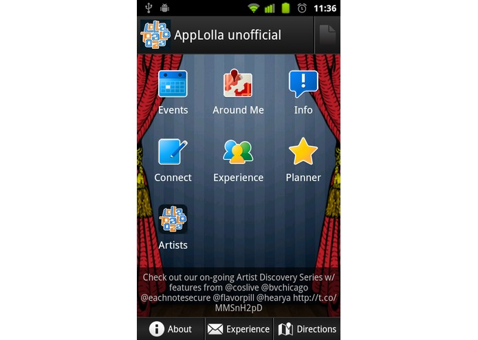 AppLolla unofficial - Android – screenshot 1