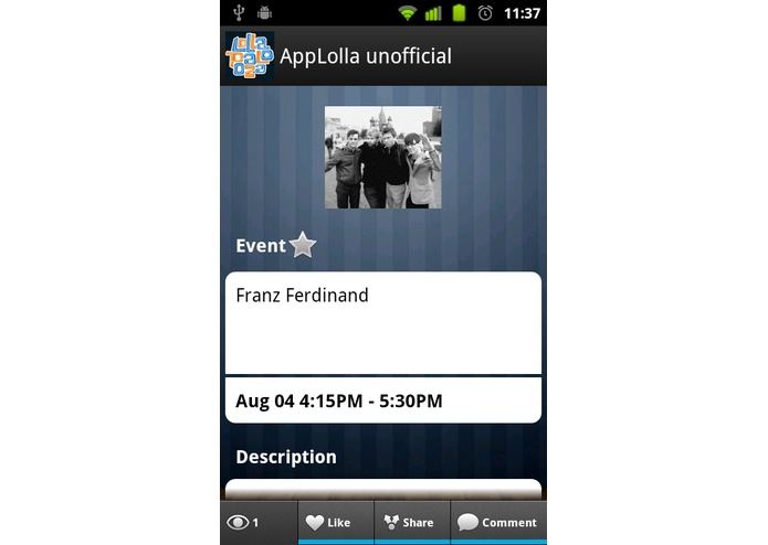 AppLolla unofficial - Android – screenshot 2