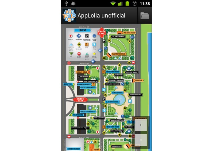 AppLolla unofficial - Android – screenshot 3
