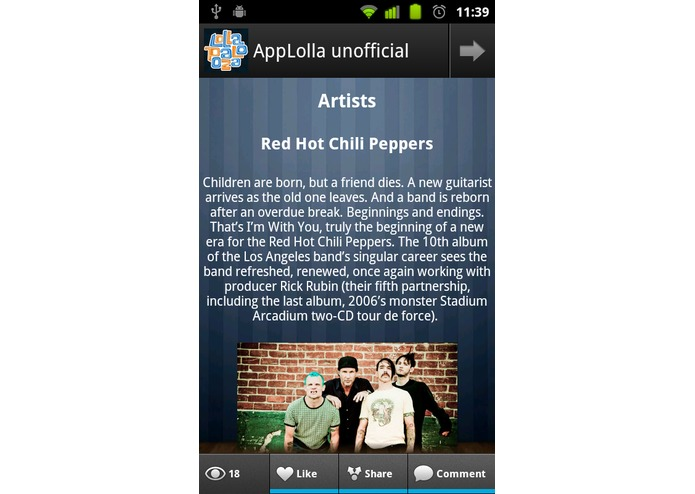 AppLolla unofficial - Android – screenshot 4