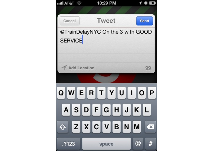 Train Delay NYC – screenshot 4