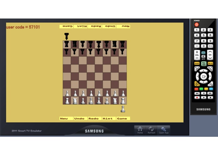 TouchChessTV 1.0 – screenshot 1