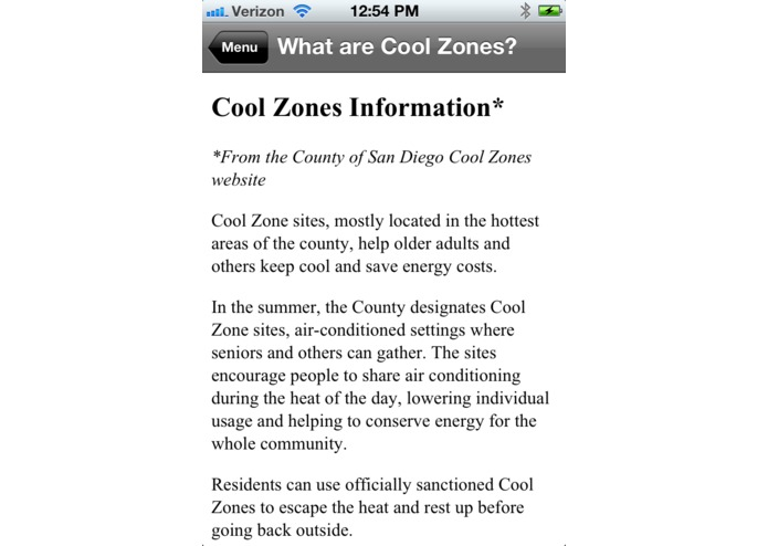 Cool Zones – screenshot 4
