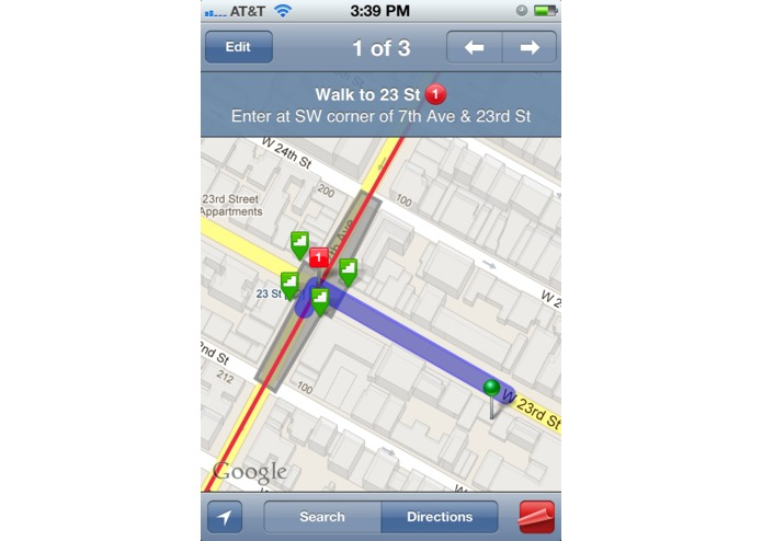 iTrans NYC Subway – screenshot 2