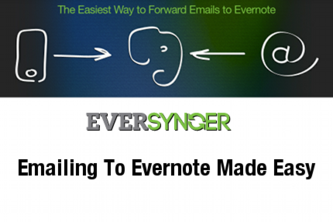 EverSyncer - Emailing to Evernote Made Easy