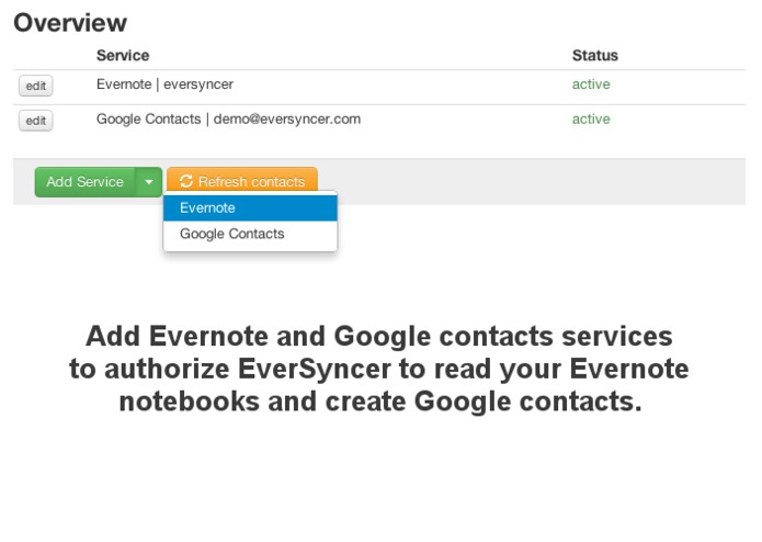 EverSyncer - Emailing to Evernote Made Easy – screenshot 2