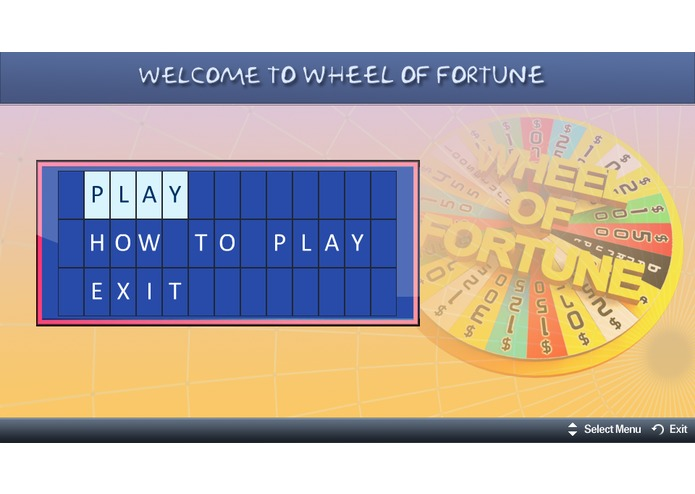 Wheel Of Fortune – screenshot 1