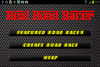 Real Road Racer