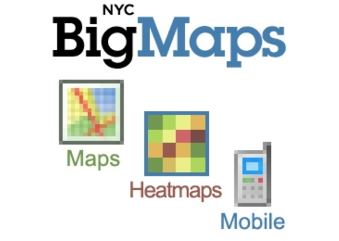 NYC BigMaps – screenshot 1