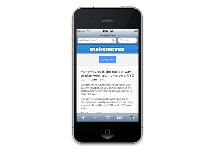 makemoves – screenshot 1