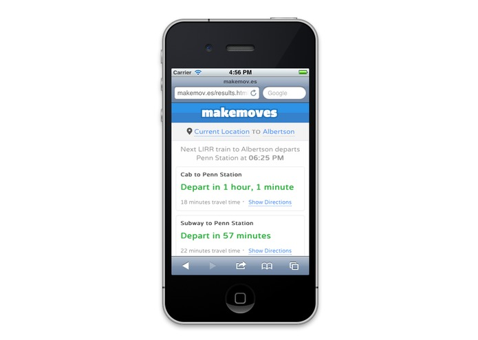 makemoves – screenshot 3
