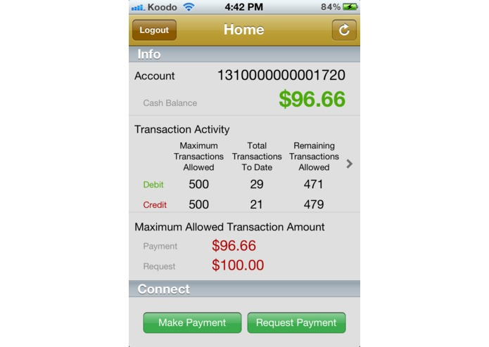 TransMint – screenshot 1