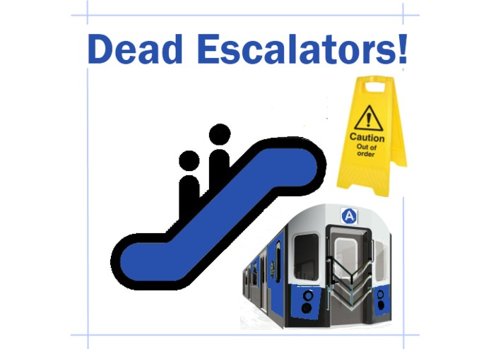 Dead Escalators – screenshot 1