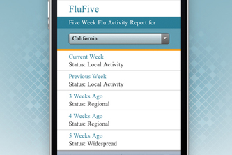 Flu Five Mobile!