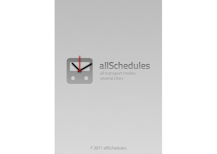 allSchedules – screenshot 4