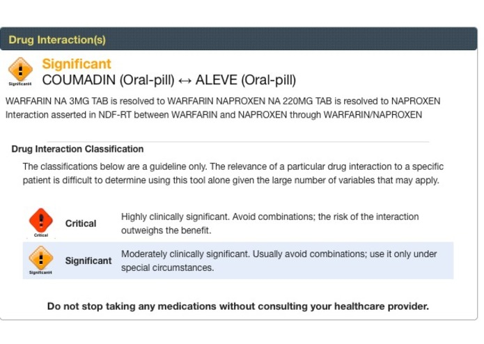 Drug Information Portal – screenshot 5