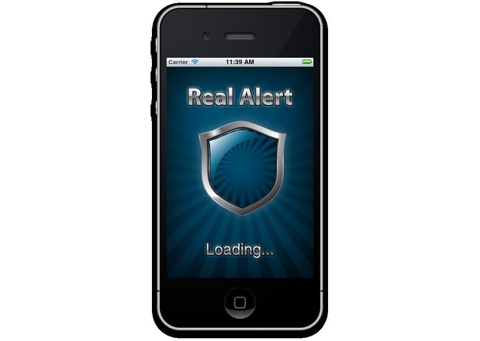 Real Alert App – screenshot 4