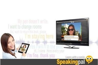 SpeakingPal TV Remote
