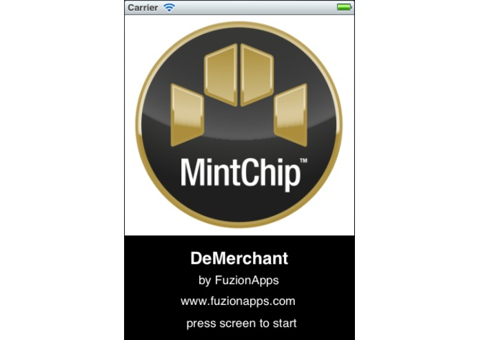 DeMerchant - A Peer to Peer Mobile Wallet App by FuzionApps, Inc. – screenshot 5