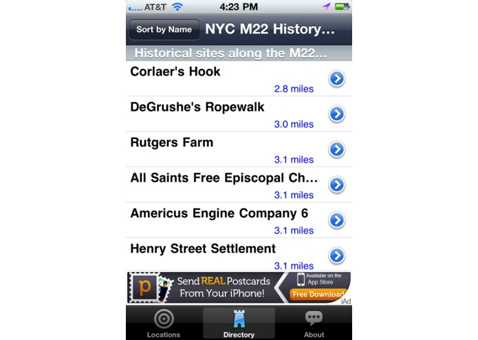 History Bus – screenshot 4