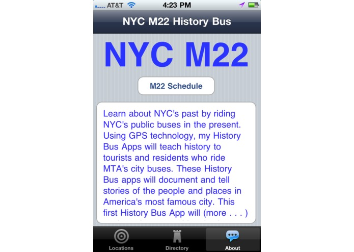 History Bus – screenshot 5