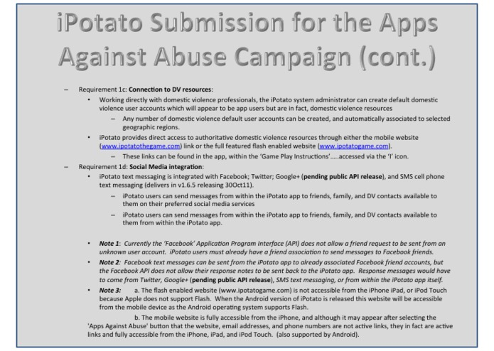 iPotato the Game v1.6.4 - Apps Against Abuse Edition – screenshot 4