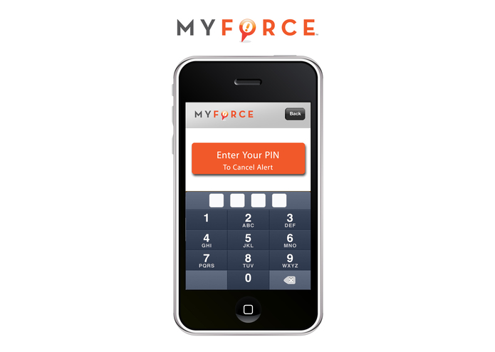 MyForce  – screenshot 4