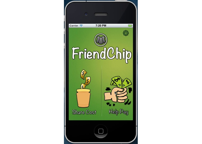FriendChip – screenshot 1