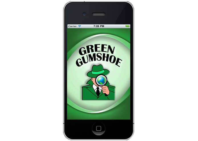The Green Gumshoe – screenshot 1
