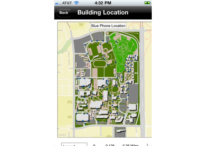 California State University Fullerton Personal Safety App – screenshot 5