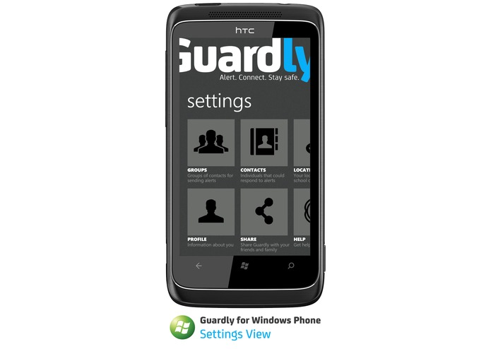 Guardly – screenshot 1