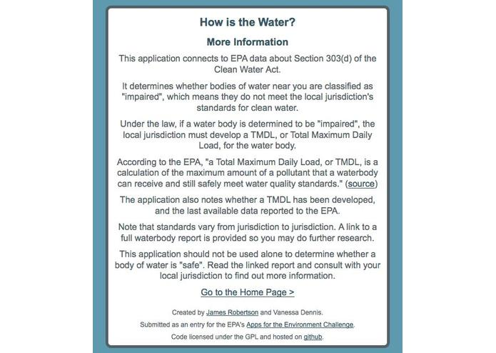 How is the Water? – screenshot 3