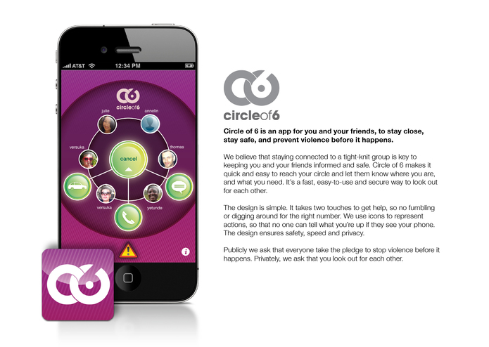 Circle of 6 – screenshot 1
